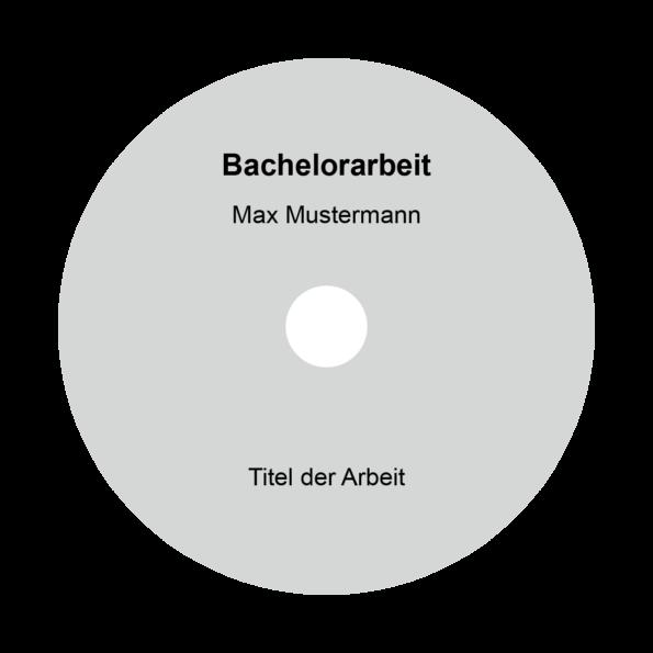 CD Labeldruck