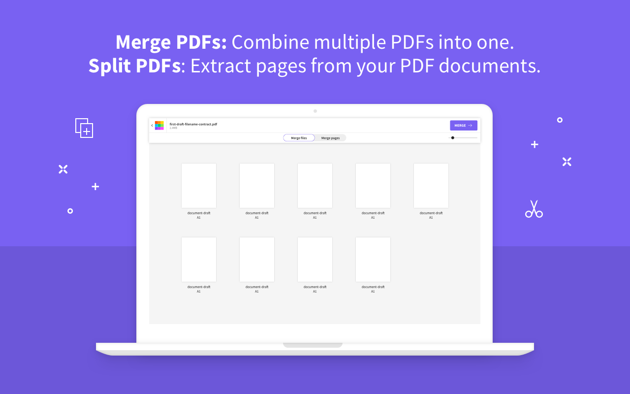 smallpdf merge pdf